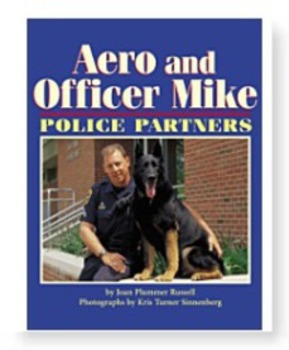 Aero and Officer Mike (Context Clues - cards & 6 charts)