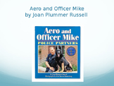 Aero and Officer Mike, Vocabulary Lesson, Journeys Lesson 14