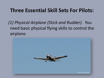 Aeronautical Decision-Making (ADM) Basics for Airplane Pilots