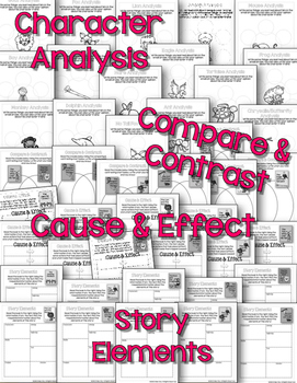 Aesop Author & Fable Study