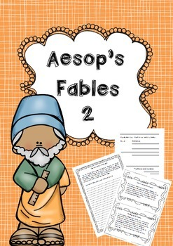 Aesop Creative Writing and Copywork 2