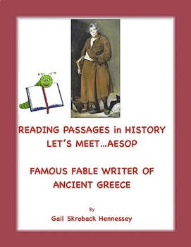 Aesop: Fable Write from Ancient Greece(Reading Passage)