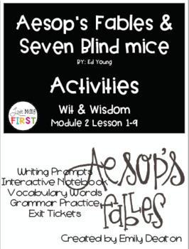 Aesop Fables Bundle Wit and Wisdom