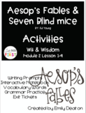 Aesop Fables Bundle Wit and Wisdom