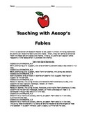 Aesop Fables CCSS Aligned