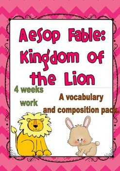 Aesop Fables - The Kingdom of the Lion