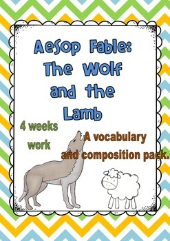 Aesop Fables - The Wolf and the Lamb