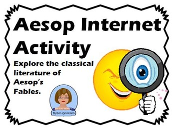 Aesop Internet Activity