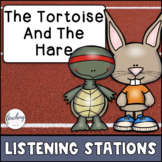 Reading Activities for Seesaw & Google - Tortoise and Hare