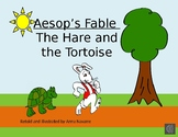Aesop's Fable - The Hare and the Tortoise