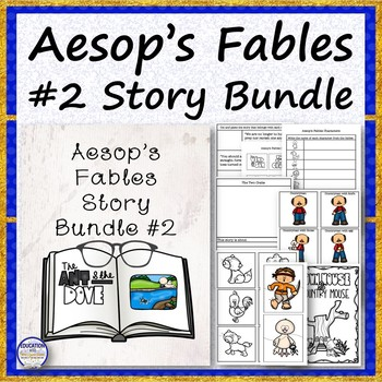 Aesop's Fables #2 Story Set