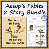 Aesop's Fables #2 Story BUndle