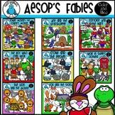 Aesop's Fables Clip Art Bundle - Chirp Graphics