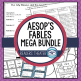 Aesop's Fables Readers' Theater Mega Bundle