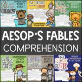 Aesop's Fables Reading Comprehension BUNDLE #bundleupwithtpt