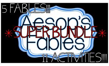 Aesop's Fables SUPER BUNDLE