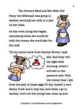 Aesop's Fables #1 Story Bundle