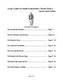 Aesop's Tales for Small Group Reader's Theater - Book 3