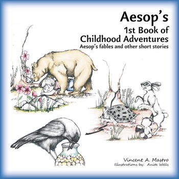 Aesop's 1st Book of Childhood Adventures - Common Core (paperback)