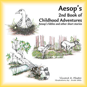 Aesop's 2nd Book of Childhood Adventures - Common Core (paperback)