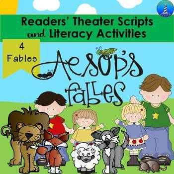 Aesop's Fable Bundle Pack: Readers Theater and Literacy Activites