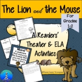 Aesop's Fable The Lion & The Mouse Readers' Theater