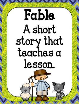 Aesop's Fable The Boy Who Cried Wolf