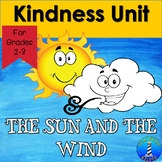 Aesop's Fable The Sun & the Wind (Distance Learning Opport
