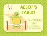 Aesop's Fables: A Literacy Unit