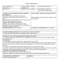 Aesop's Fables Drama Lesson Plan for Grade 1