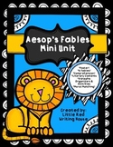 Aesop's Fables Mini Unit