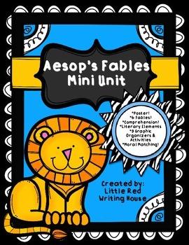Aesop's Fables Mini Unit
