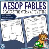 Aesop's Fables Readers' Theater Activities Set 1
