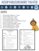 Aesop's Fables Readers' Theater Bundle with Comprehension