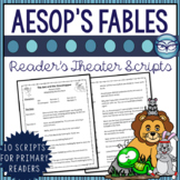 Aesop's Fables Readers' Theater Plays (just scripts)