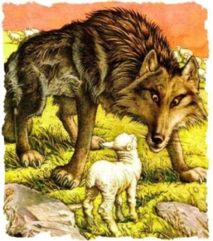 Aesop's Fables Ten Minute Musical - The Wolf and the Lamb