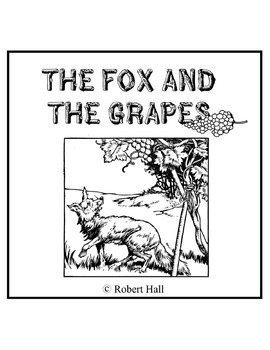 Aesop 39 s Fables The Fox and the Grapes by Somewhere Over