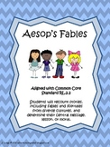Aesop's Fables Unit ~ Common Core RL.2.2
