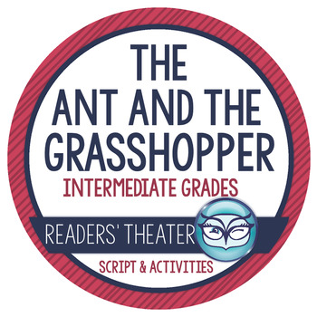 Aesop's Fables for Big Kids - The Ant and the Grasshopper