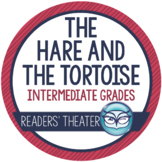 Aesop's Fables for Big Kids - The Hare and the Tortoise Freebie