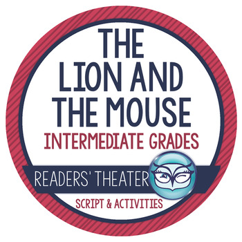 Aesop's Fables for Big Kids - The Lion and the Mouse (Close Reading, too!)