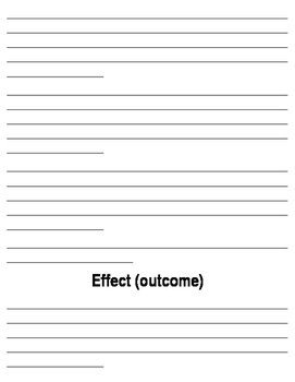 Affect vs. effect packet