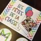 Affichage des anniversaires // French birthday display