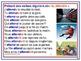 Affiche : Le présent des verbes réguliers en «re»