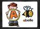 Affiches ABC pour la classe de français!