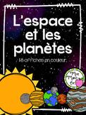 Affiches - L'espace et les planètes (Space and Planets)