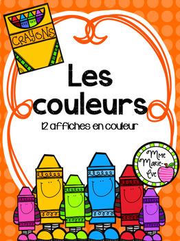 Affiches - Les couleurs (Colors)