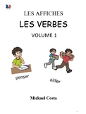 Affiches: Les verbes, volume 1, French immersion (#198)