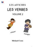 Affiches: Les verbes, volume 2, French immersion (#199)