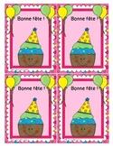 Affiches anniversaires / anniversary